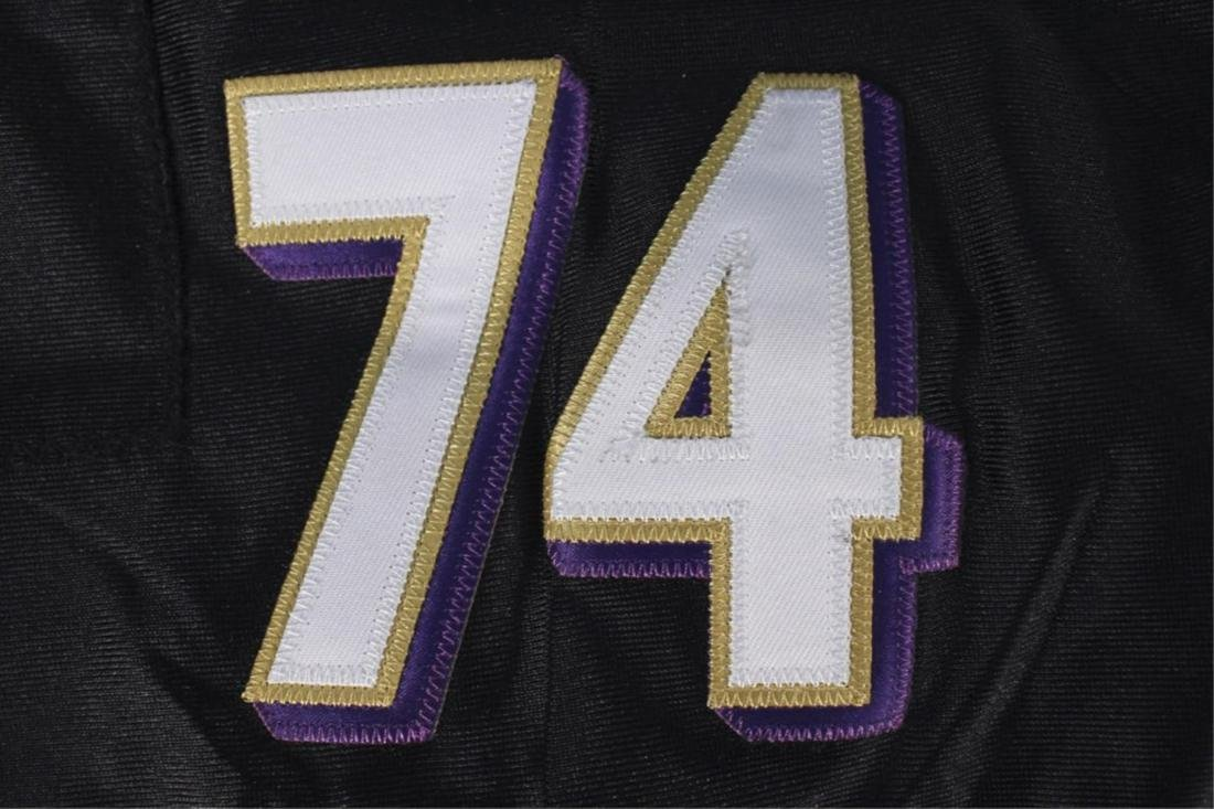 Michael Oher #74 Baltimore Ravens NFL Jersey - 7
