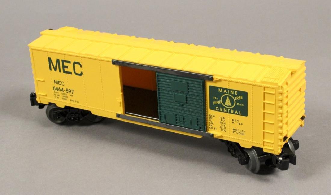 Lionel 6-29203 Maine Central Boxcar in the Box
