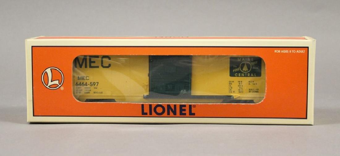 Lionel 6-29203 Maine Central Boxcar in the Box - 2