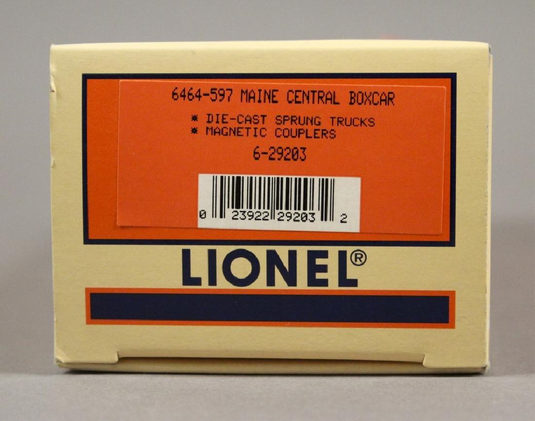 Lionel 6-29203 Maine Central Boxcar in the Box - 3