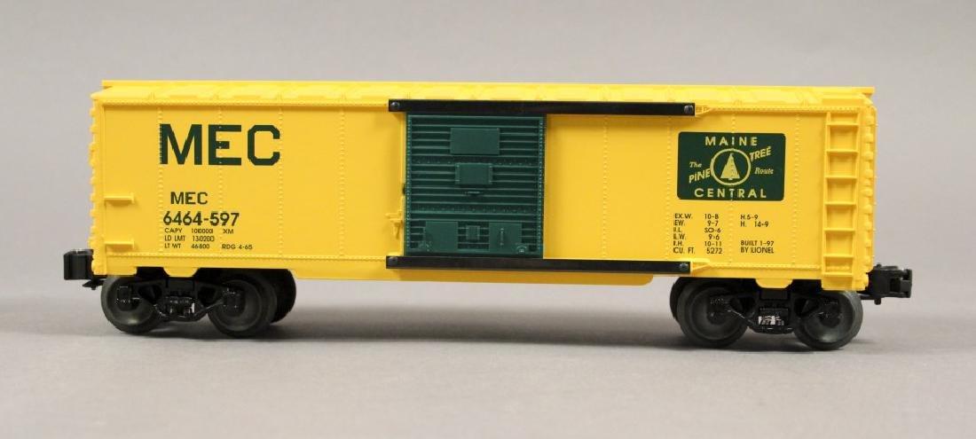 Lionel 6-29203 Maine Central Boxcar in the Box - 5