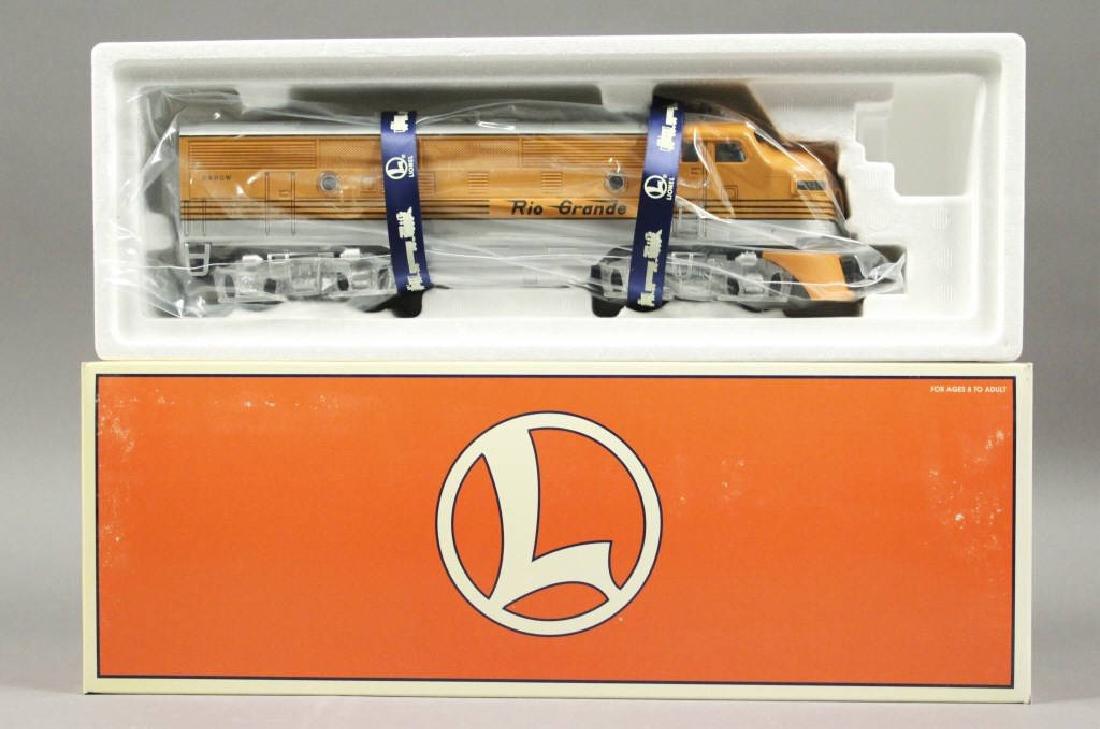 Lionel 6-38192 Rio Grande F - 3A Locomotive
