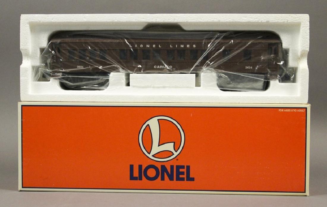 Lionel Lines 6-19076 Caruso Passenger Car