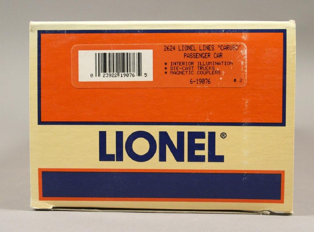 Lionel Lines 6-19076 Caruso Passenger Car - 4