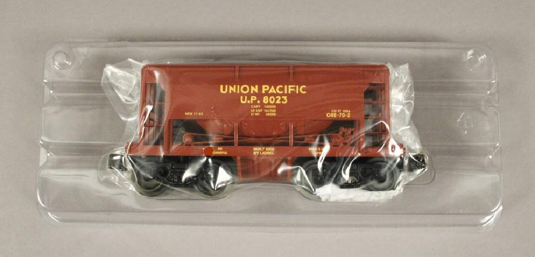 Lionel 6-17804 Union Pacific Ore Car Silver #27250