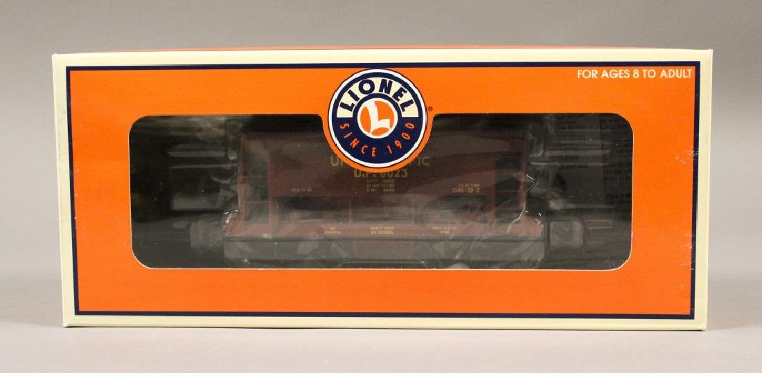 Lionel 6-17804 Union Pacific Ore Car Silver #27250 - 2