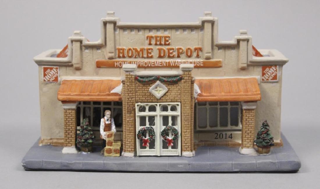 Home Depot Store Christmas 2014