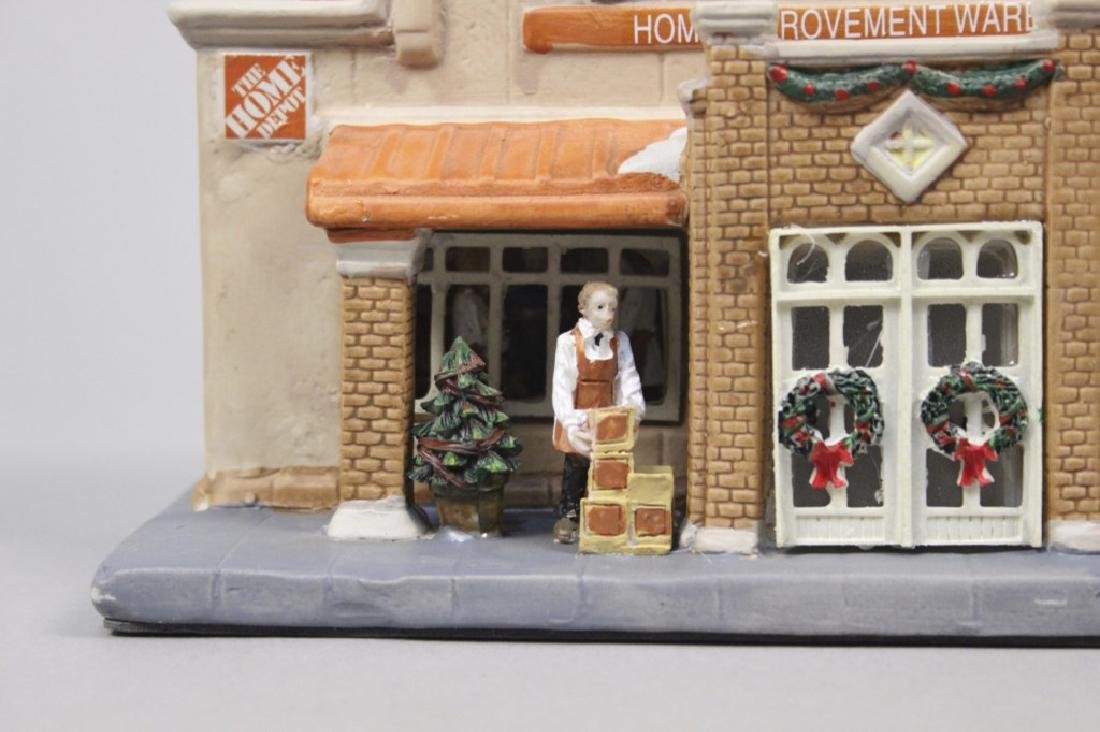 Home Depot Store Christmas 2014 - 2