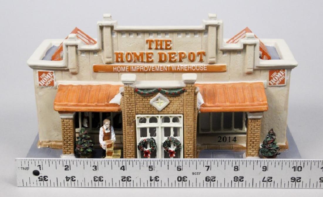Home Depot Store Christmas 2014 - 3