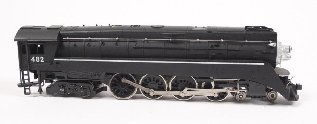 Lionel HO Northern WP 4-8-4 Loco & Tender - 7