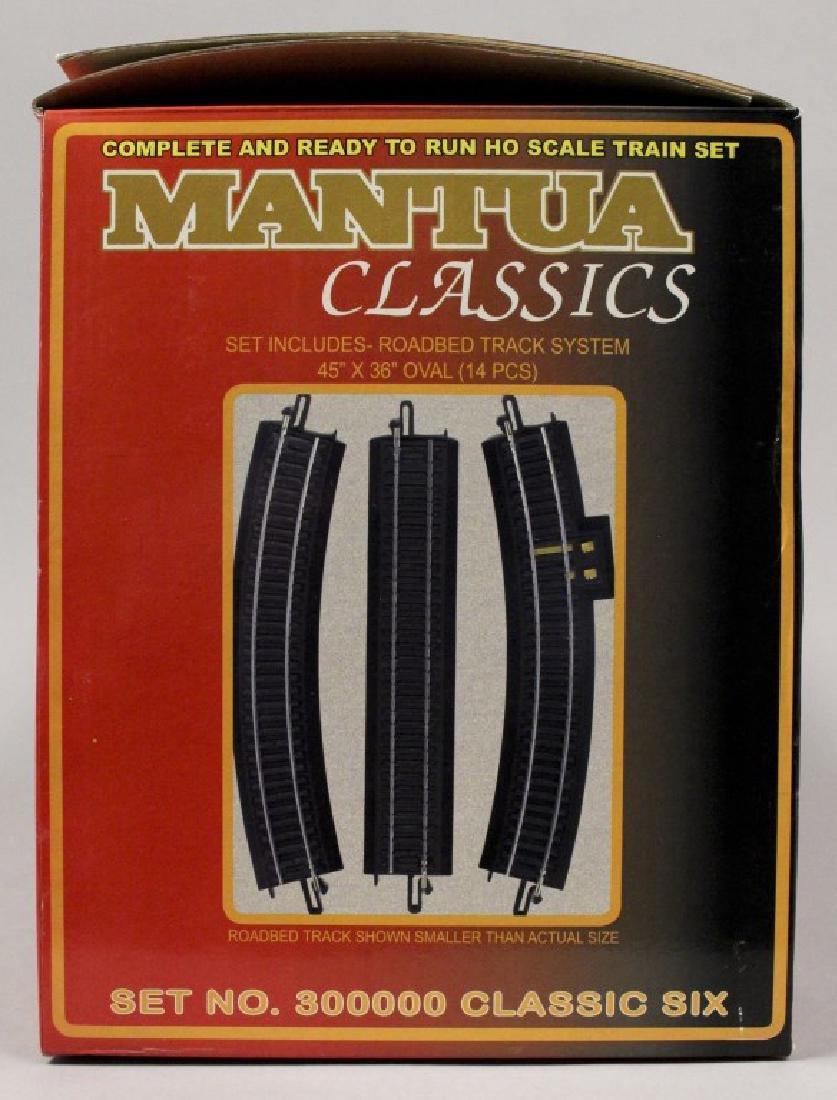 Mantua Classic Six HO Scale Train Set - 5