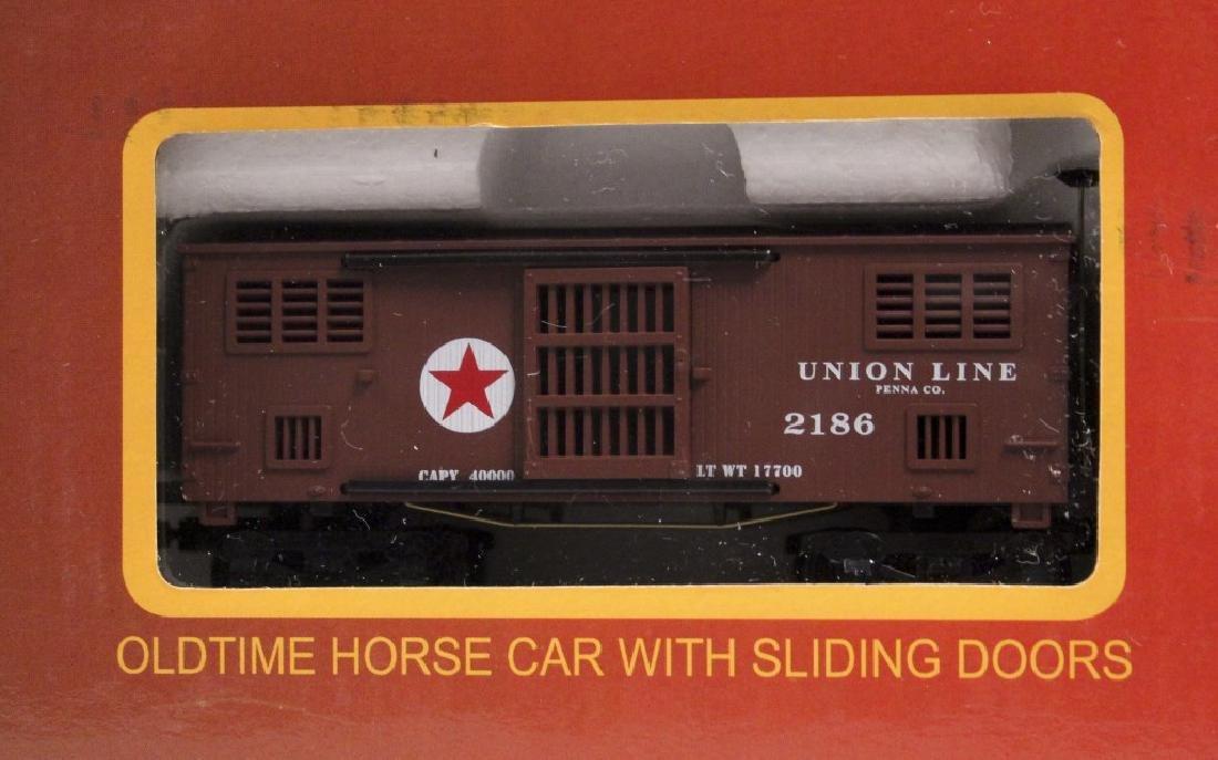 Mantua Classic Six HO Scale Train Set - 7