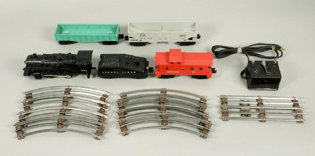 Lionel Postwar Collectible Trains & Assorted Track