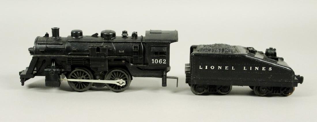Lionel Postwar Collectible Trains & Assorted Track - 5