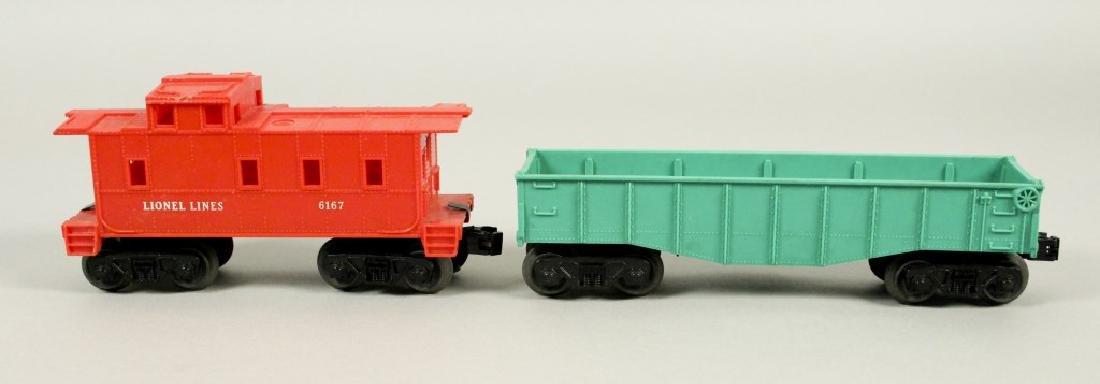 Lionel Postwar Collectible Trains & Assorted Track - 8