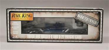 MTH 308305 Rail King NY Central Searchlight Car