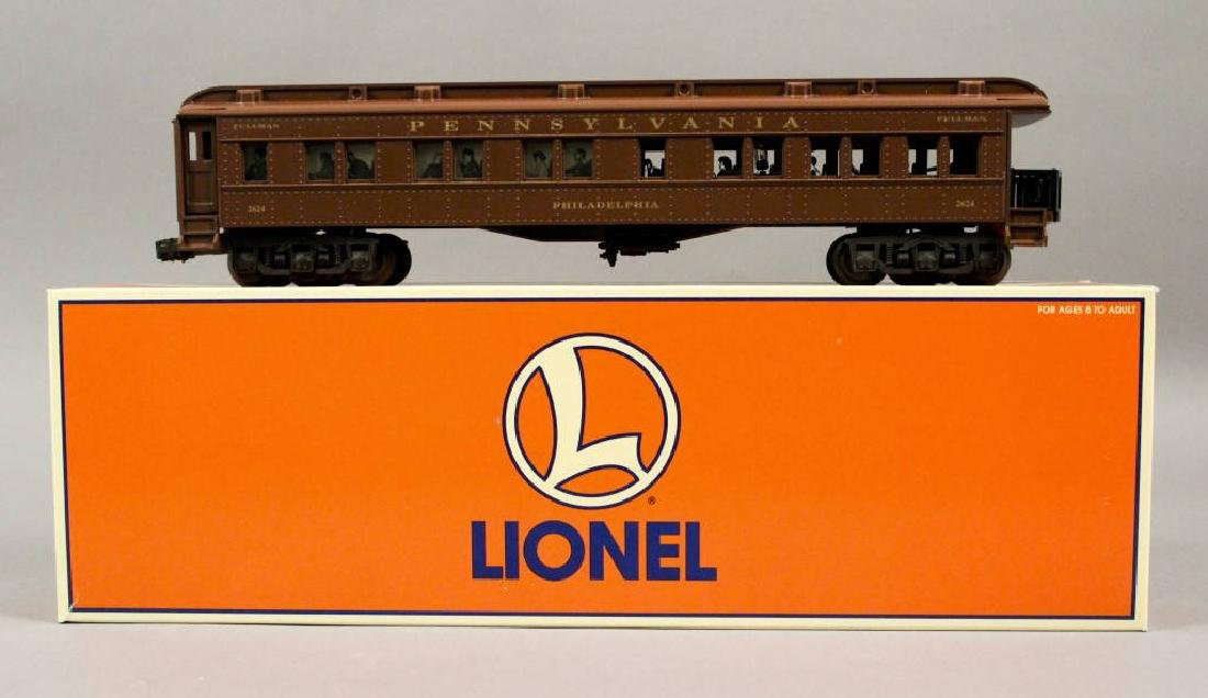 Lionel 6-29002 Madison OBVS Car Penn - 2