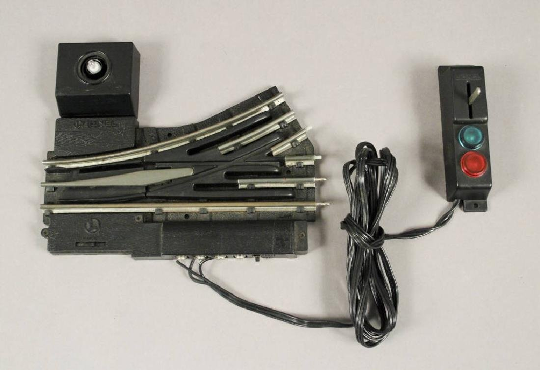 Lionel 6-23010 O Gauge O31 Remote Switch Left Hand