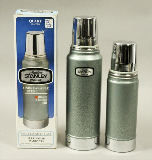 3 Aladdin Stanley Thermos Collection