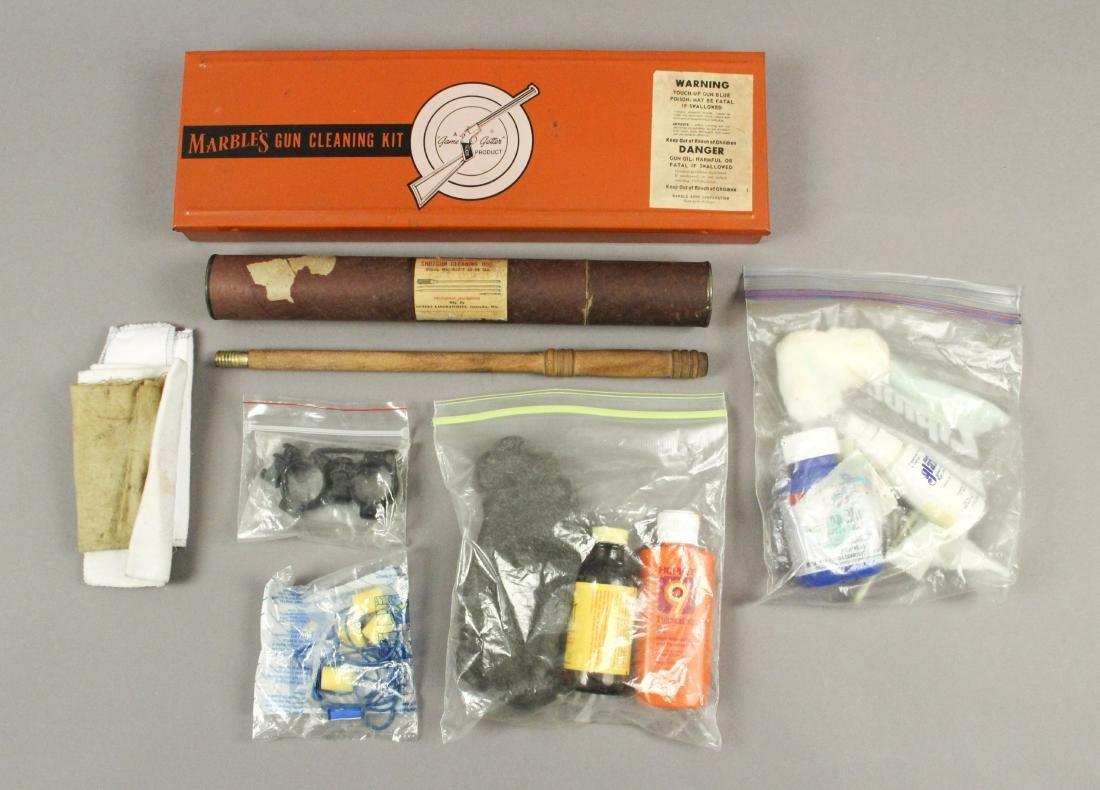 Gun Cleaning Kit & Accessories
