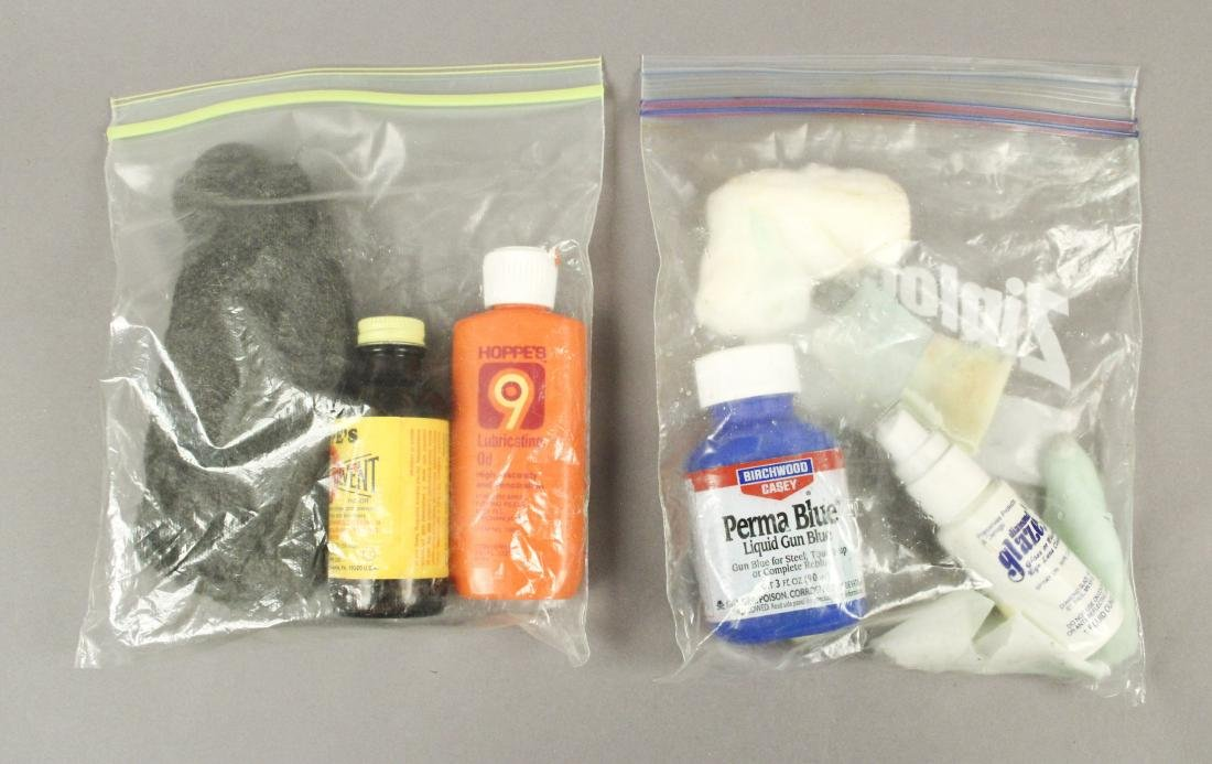 Gun Cleaning Kit & Accessories - 4