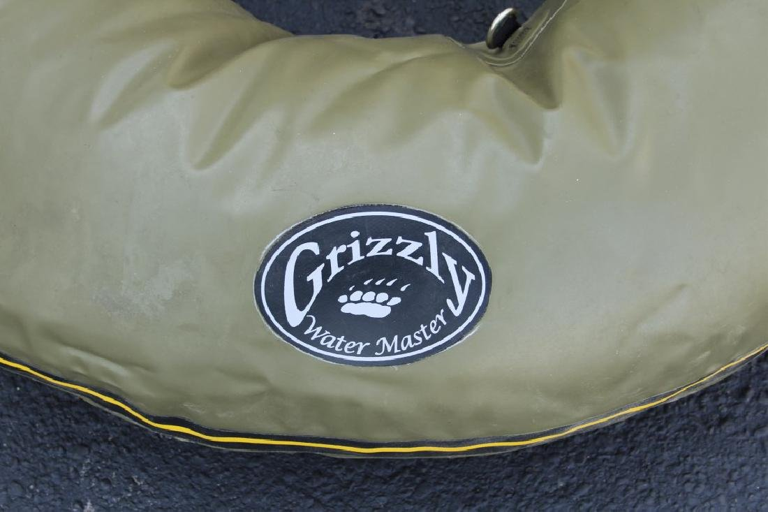 Grizzly Water Master Inflatable Sporting Raft - 2