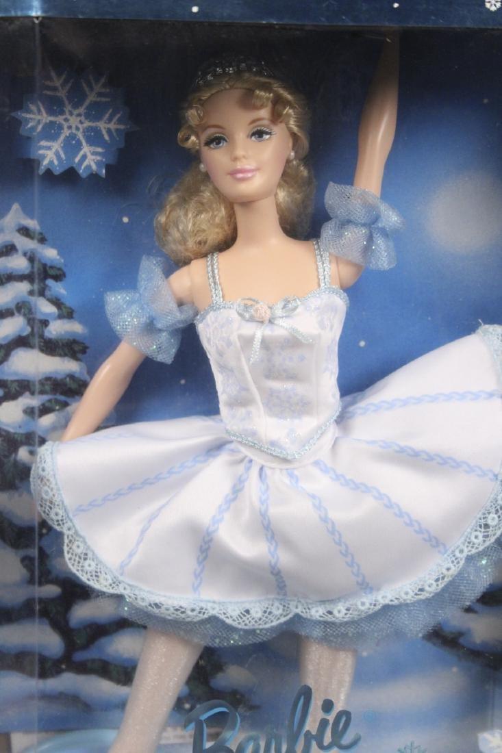 Victorian Ice Skater, Snowflake & Snow Barbie - 7