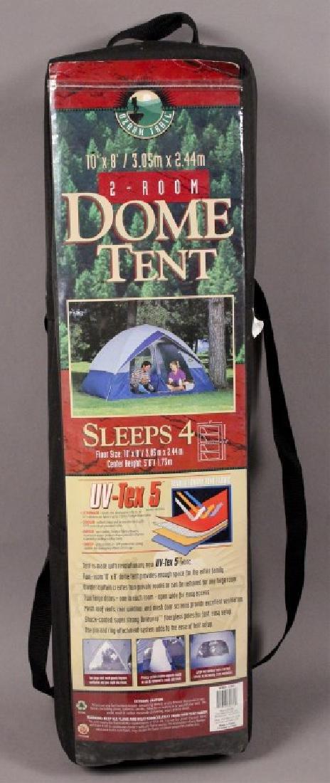Ozark Trail 2 Room Tent & Ridgeway Air Mattress - 5