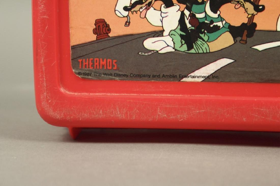 """Vintage """"Who Framed Roger Rabbit"""" Lunch Boxes - 3"""