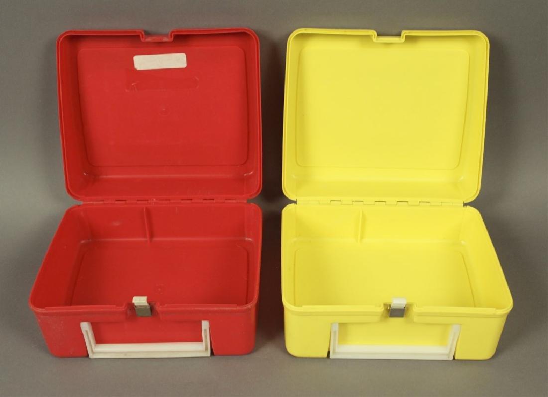 """Vintage """"Who Framed Roger Rabbit"""" Lunch Boxes - 4"""