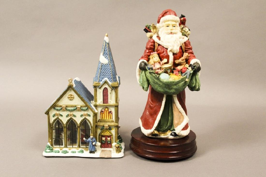 Santa Clause Holiday Collectibles - 4