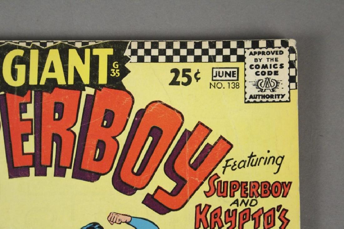 1967 DC Comics Superboy No. 138 - 2