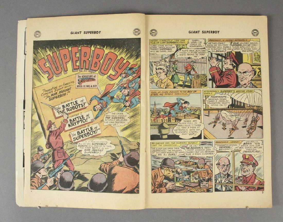 1967 DC Comics Superboy No. 138 - 6