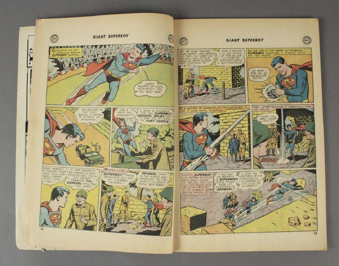 1967 DC Comics Superboy No. 138 - 8