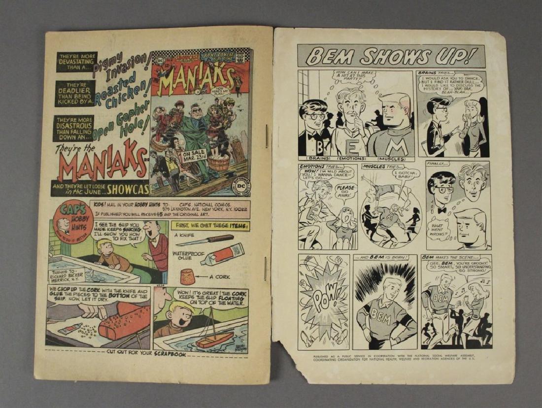 1967 DC Comics Superboy No. 138 - 9