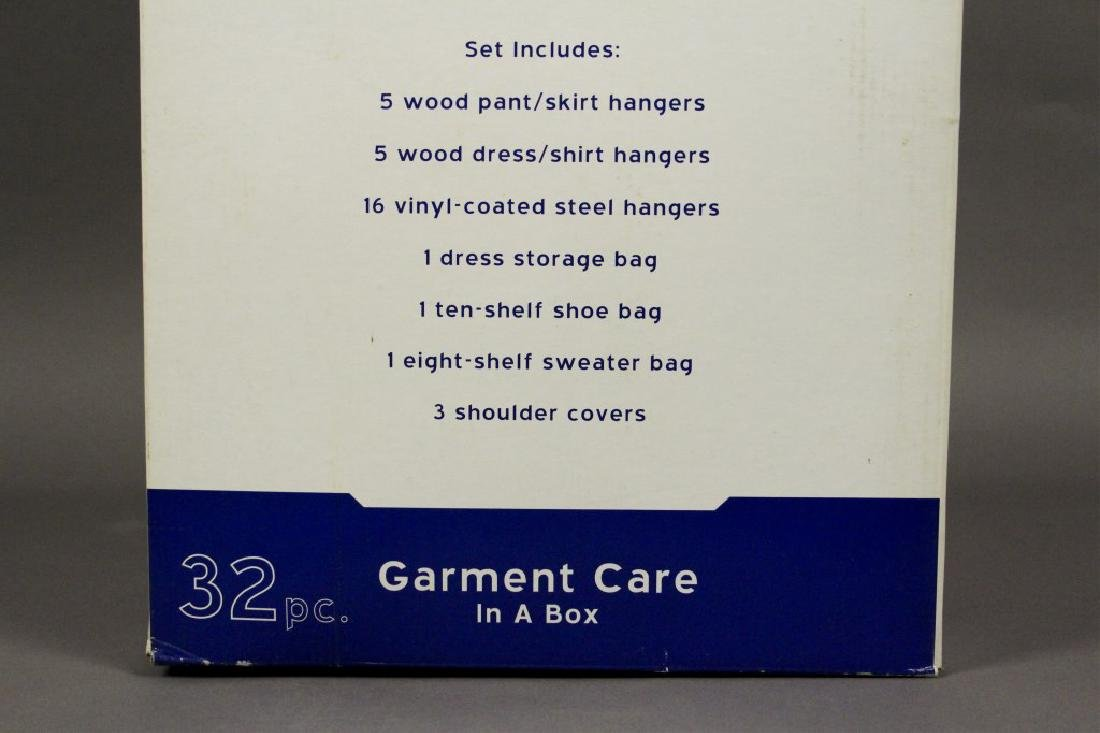 32 pc Garment Care Closet Organizer - 2