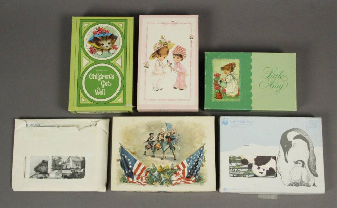 Bill Whiting Note Cards & Boxed Cards