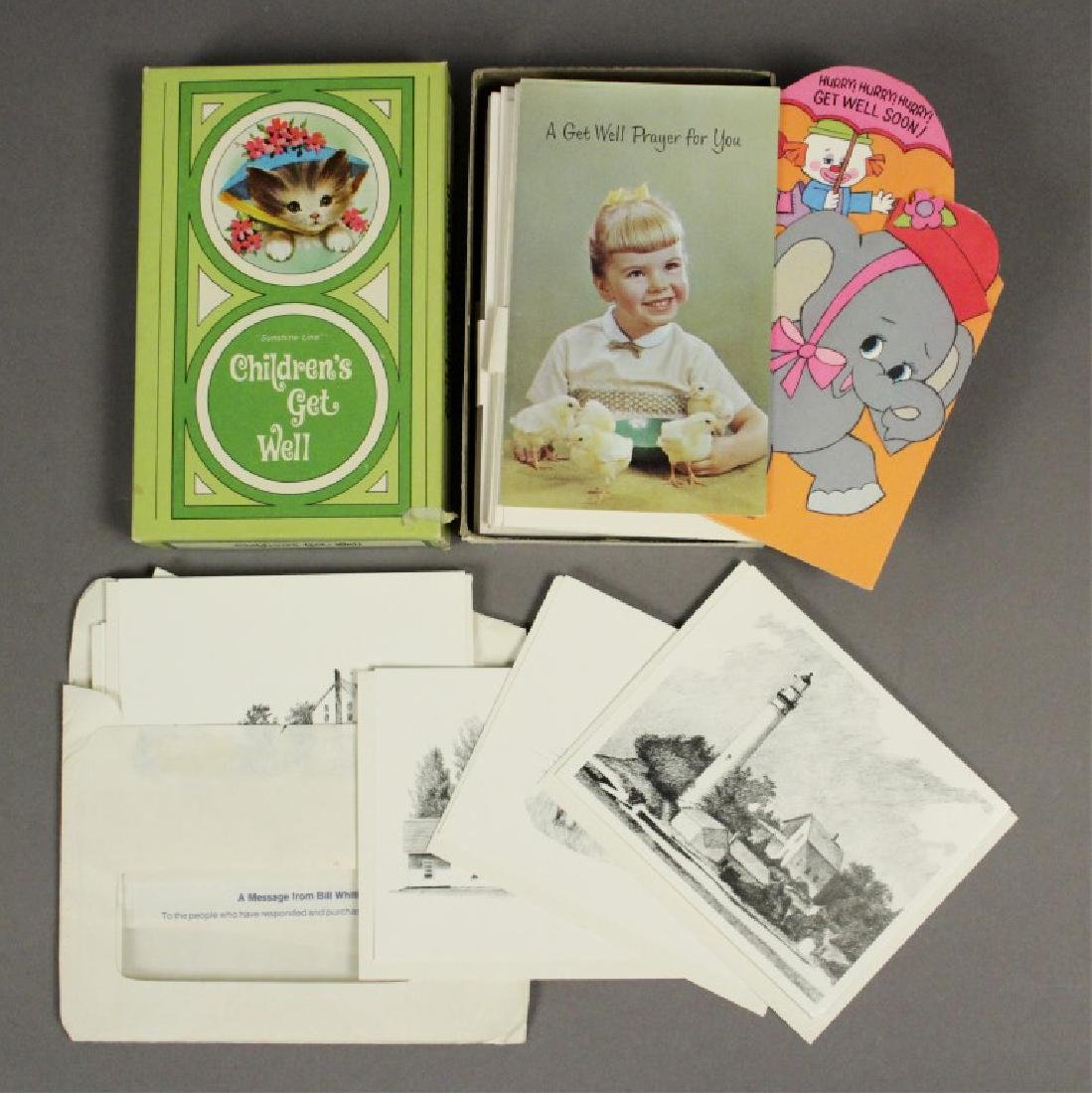 Bill Whiting Note Cards & Boxed Cards - 4