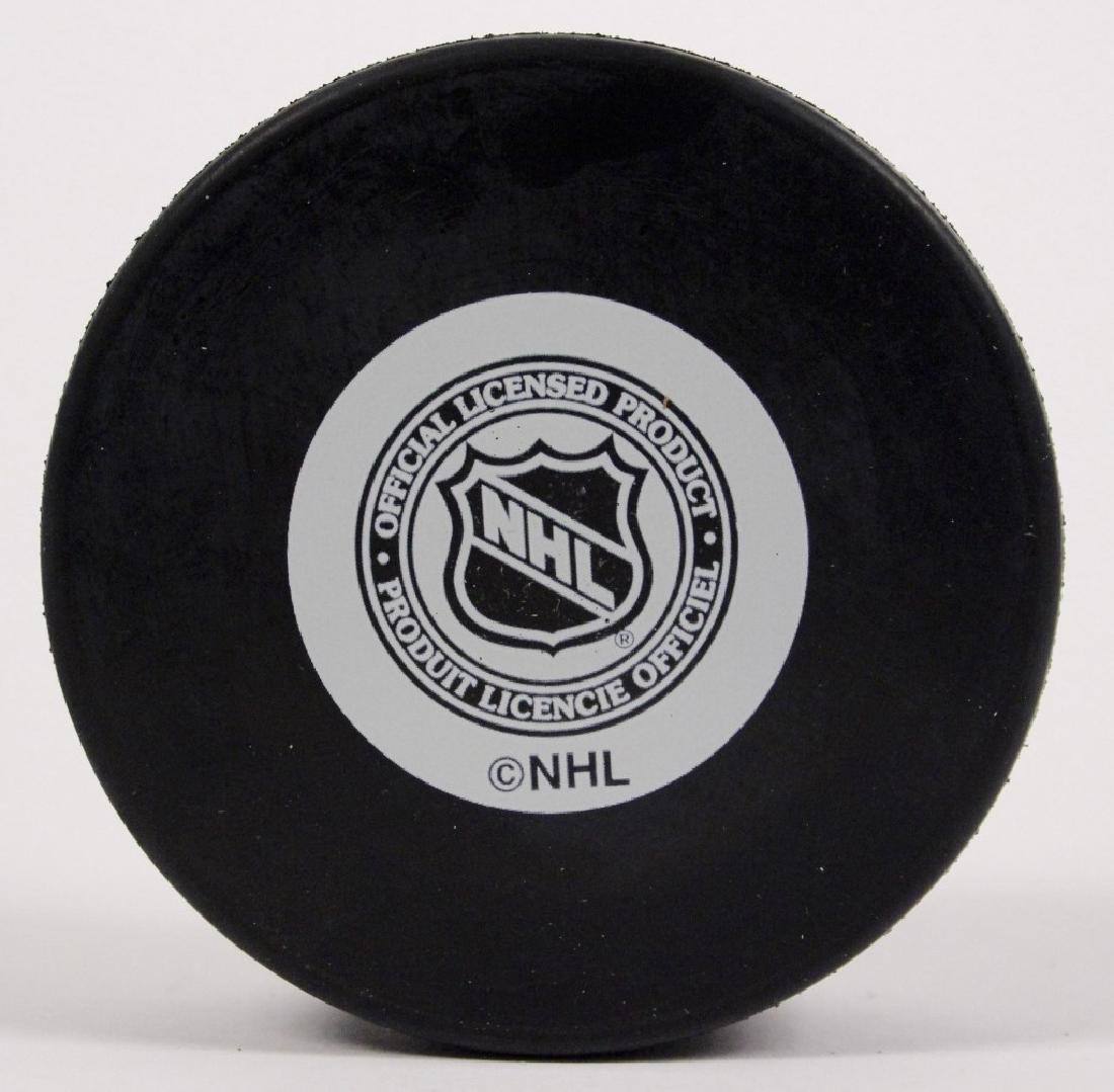 NHL Jason Arnott Autographed Hockey Puck - 5