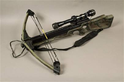 Hunter Crossbow with Scope & Case