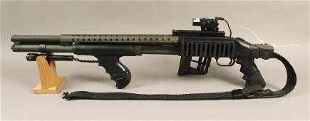 Mossberg 500A 12 Gauge Pump Action Shotgun