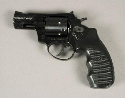 Blank Revolver Ekol Viper 2 5\