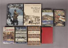 8 Fishing America Collectible Books