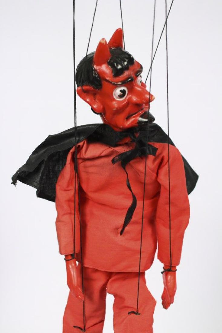 Hazelle's Devil Marionette
