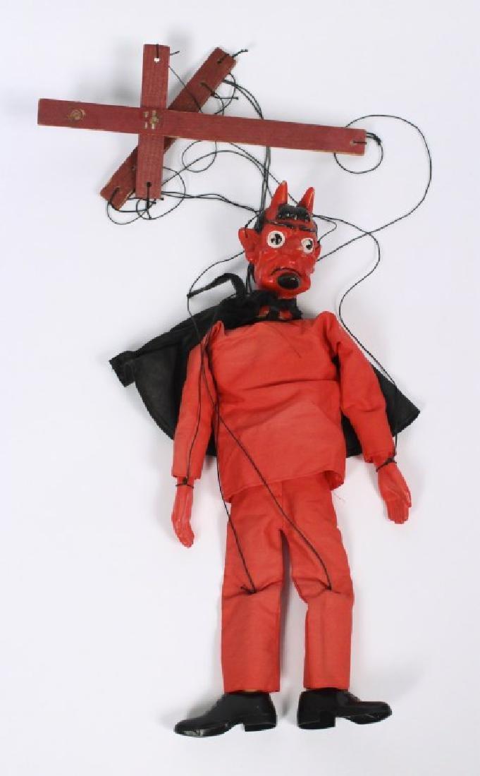 Hazelle's Devil Marionette - 2