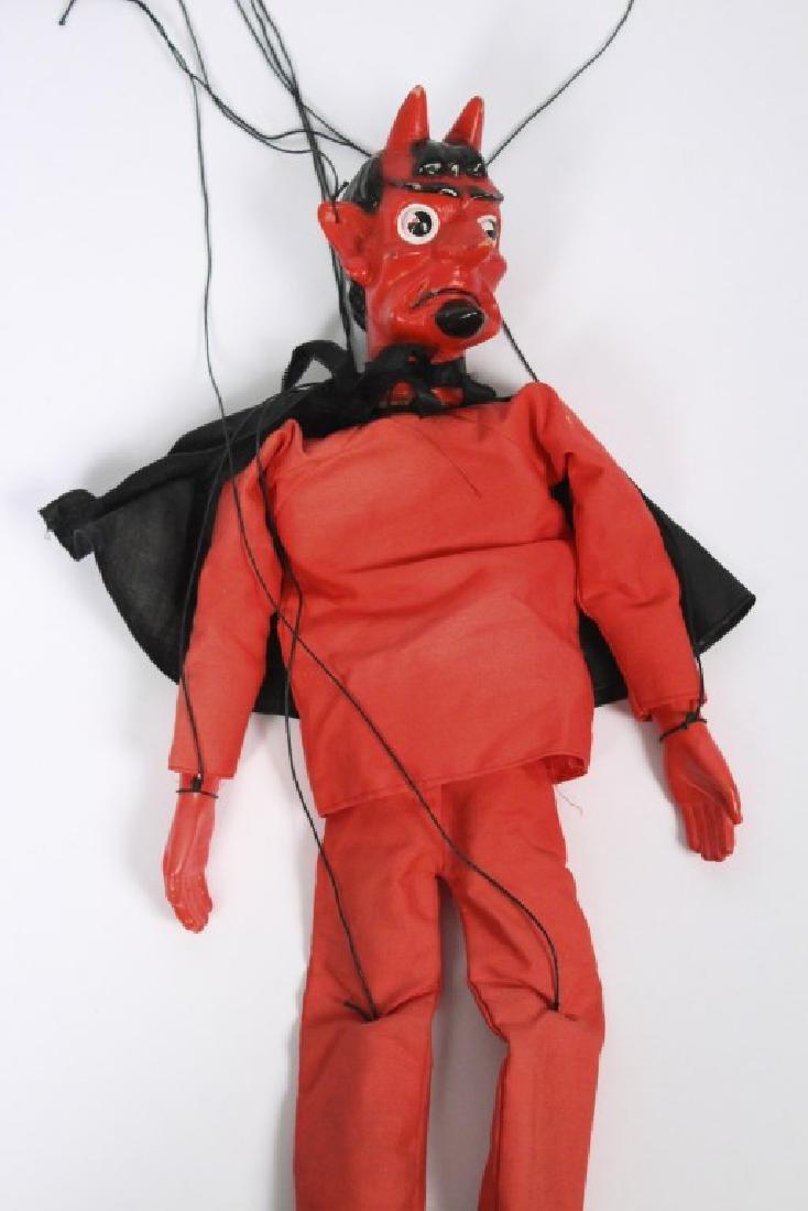 Hazelle's Devil Marionette - 3