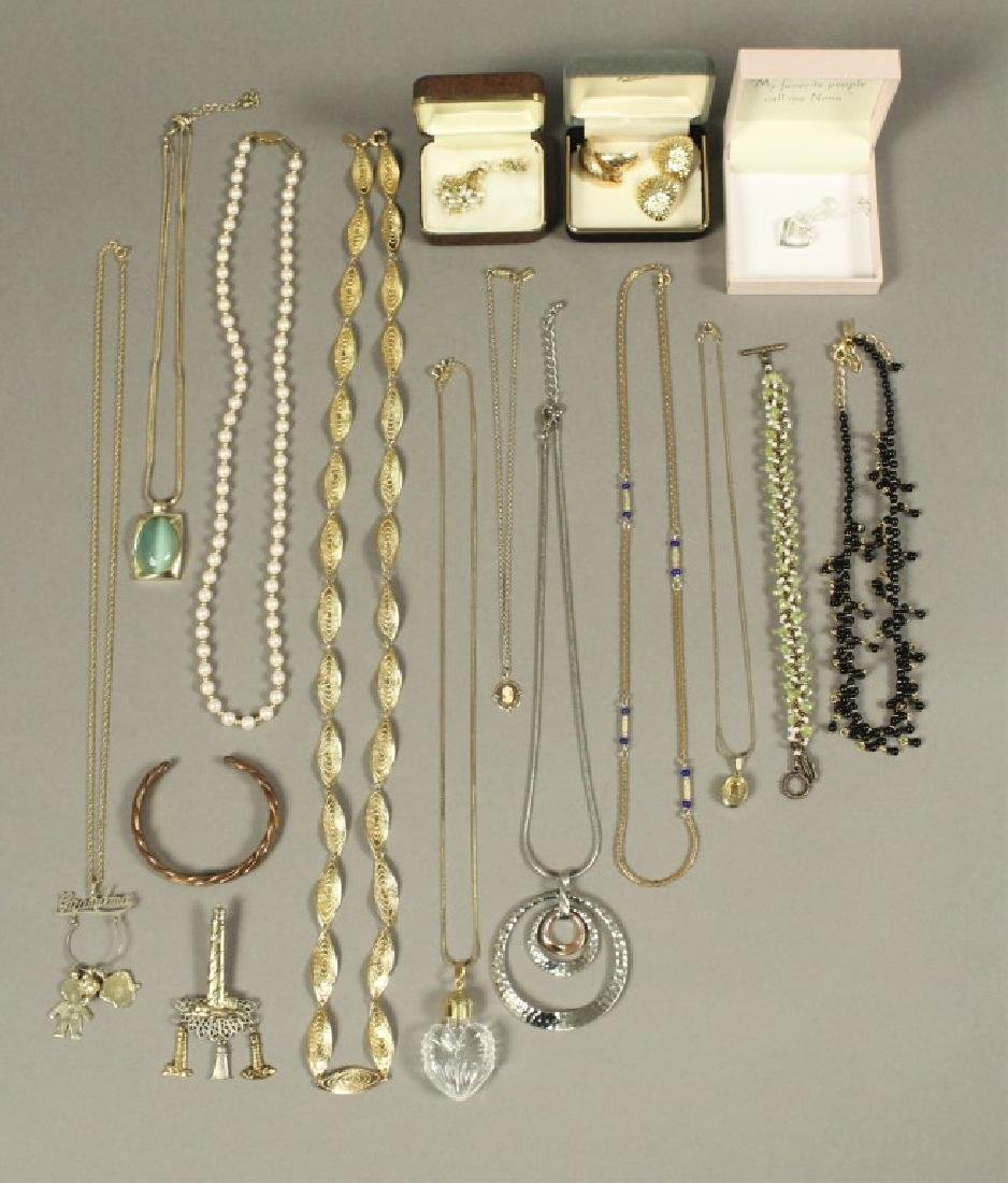 Assorted Collectible Estate Jewelry