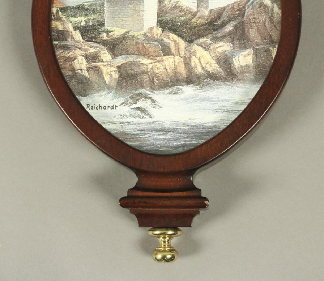 Lighthouse Picture & Wall Clock Collection - 4