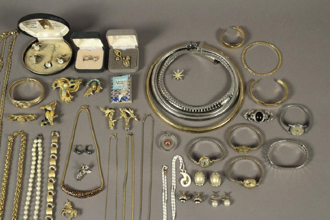 Assorted Collectible Estate Jewelry - 3
