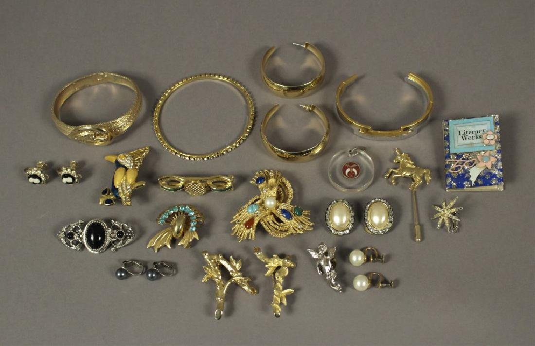 Assorted Collectible Estate Jewelry - 9